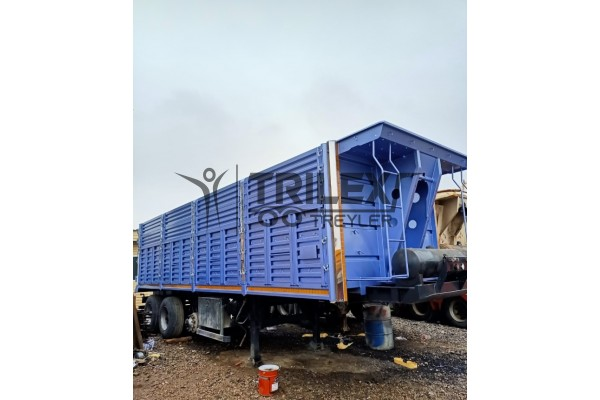 Sale Second-hand Tipping Semi-Trailer